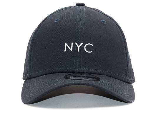 Kšiltovka New Era 9FORTY NYC Seasonal Navy