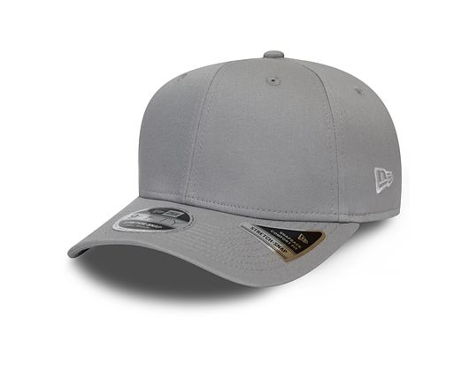Kšiltovka New Era 9FIFTY Essential Stretch Snap Grey