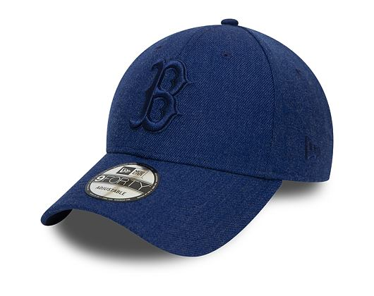 Kšiltovka New Era 9FORTY Boston Red Sox Winterised Light Royal