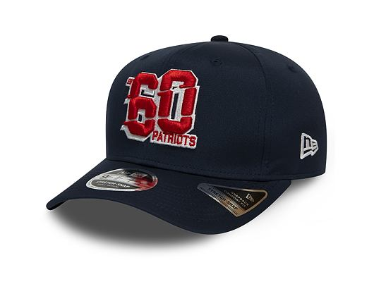Kšiltovka New Era 9FIFTY New England Patriots Stretch Snap Numbers OTC