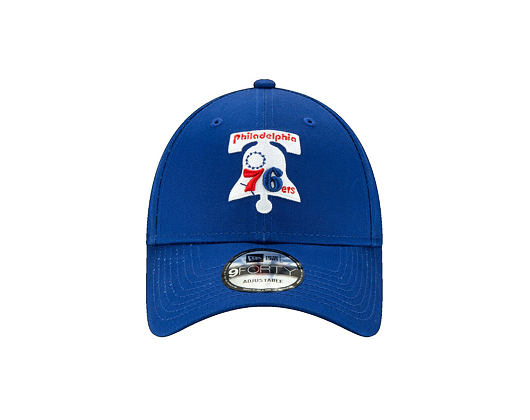 Kšiltovka New Era 9FORTY Philadelphia 76ers Hardwood 19 OTC