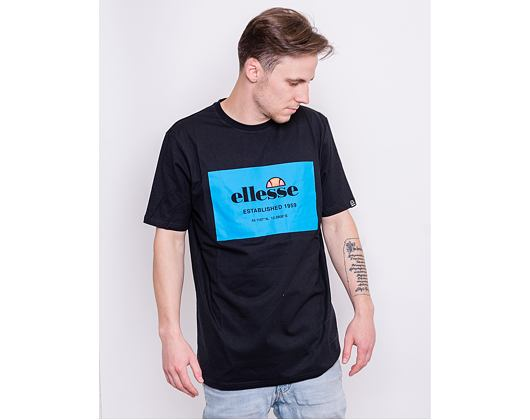 Triko Ellesse Grosso Black SHE08561
