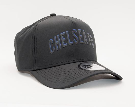 Kšiltovka New Era 9FORTY A-FRAME Wordmark Chelsea FC Lion Crest Black