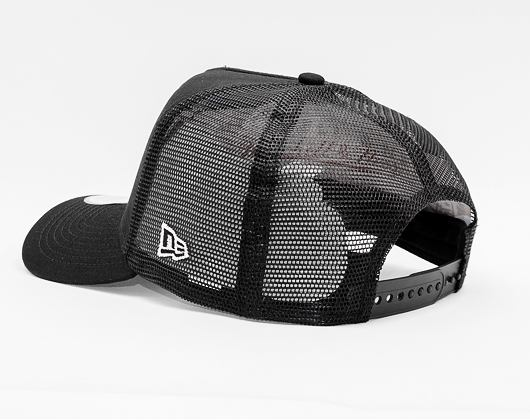 Kšiltovka New Era 9FORTY A-FRAME Trucker Eagle Crystal Palace Black