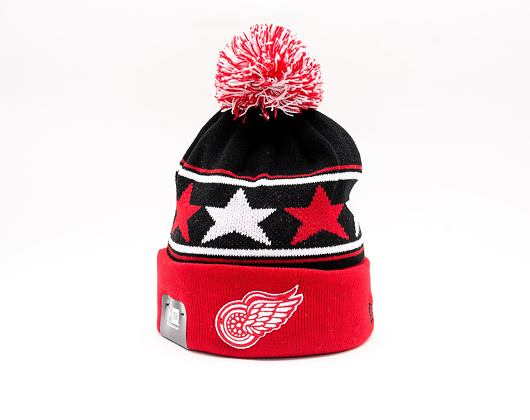 Kulich New Era  Pom. Star NHL Detroit Red Wings