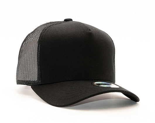 Kšiltovka State of WOW Reed Baseball Trucker Black Snapback