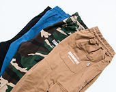 Kalhoty Diamante Wear Jogger RM Hunter Brown