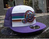 Kšiltovka New Era 9FIFTY Utah Jazz Stripe Hardwood OTC