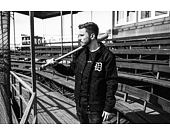 Bunda New Era Detroit Tigers Cooperstown Jacket Black