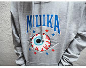 Mikina Mishka Athletics Hoodie Heather Grey