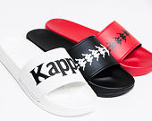 Pantofle Kappa Banda Adam 4 Black/White