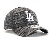 Kšiltovka New Era 9FORTY A-Frame Los Angeles Dodgers Engineered Fit Black