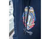 Mikina New Era Chicago White Sox Heritage Hoody Oceanside Blue