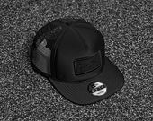 Kšiltovka New Era Emblem Foam Snap New York Yankees Black/Black 9FIFTY Snapback