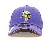 Kšiltovka New Era 39THIRTY NFL Minnesota Vikings ONF19 Sideline OTC