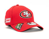 Kšiltovka New Era 39THIRTY Diamond Era NFL San Francisco 49ers ONF19 Sideline OTC