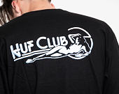 Triko HUF Huf Club T-Shirt - black