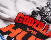 Triko Huf Vs Godzilla SS T-Shirt Grey