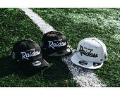 Kšiltovka New Era 39THIRTY NFL20 Sideline Home Las Vegas Raiders Stretch Fit Team Color
