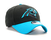 Kšiltovka New Era The League Carolina Panthers 9FORTY Team Color Strapback