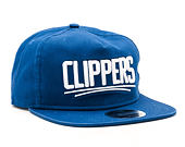 Kšiltovka New Era Retro A Frame Los Angeles Clippers 9FIFTY Light Royal Snapback