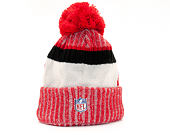 Kulich New Era Onf  NFL17 Sport Knit San Francisco 49ers Official Team Color