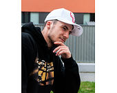 Kšiltovka New Era 9FIFTY White Base Stretch Snap Chicago Bulls White / Team Color Snapback