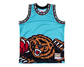 Dres Mitchell & Ness tank top Vancouver Grizzlies teal Big Face Jersey