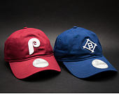 Kšiltovka New Era 9TWENTY Classic Past Philadelphia Phillies Official Colors Strapback