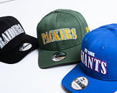 Kšiltovka New Era 9FIFTY Green Bay Packers Pre Curved OTC