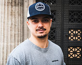 Kšiltovka New Era Emblem Trucker New York Yankees Navy 9FIFTY Snapback