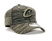 Kšiltovka New Era 9FORTY Cleveland Cavaliers Engineered Fit New Olive/Black Strapback