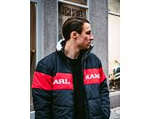 Bunda Karl Kani Retro Block Reversible Puffer Jacket Navy/Red 6076498