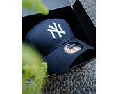 Kšiltovka New Era League Basic New York Yankees Navy/White 9FORTY Strapback