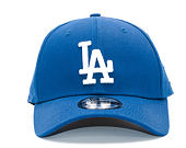 Kšiltovka New Era League Essential Los Angeles Dodgers 39THIRTY Light Royal/White