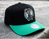 Kšiltovka Mitchell & Ness Boston Celtics 2 TONE 110 Snapback