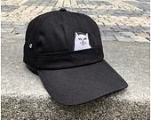 Kšiltovka RIP N DIP Lord Nermal Pocket RND2102 6 Panel Hat Black