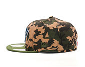 Kšiltovka New Era Camo Team Fitted New England Patriots 59FIFTY Woodland Camo/Official Team Color