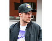 Kšiltovka New Era 9FIFTY Stretch Snap Los Angeles Lakers Black / Team Color Snapback
