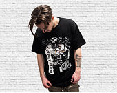Triko Mishka Head Injury T-Shirt Black